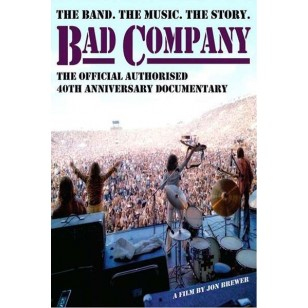 The Band. The Music. The Story: The Official Authorised 40th Anniversary Documentary [Blu-ray]
