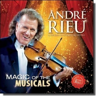 Magic of the Musicals [CD]