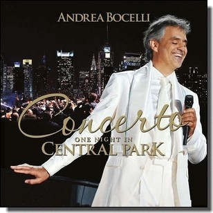One Night In Central Park [CD]