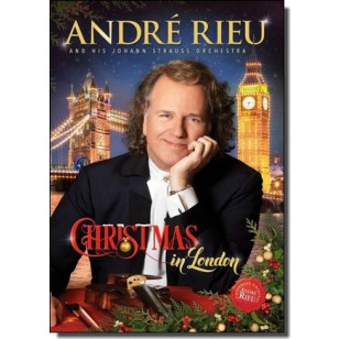 Christmas In London: Live 2015 [DVD]