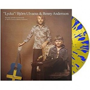 Lycka [Limited Blue/Yellow Vinyl] [LP]