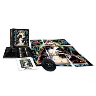 The Hysteria Singles [Limited Edition] [10x 7inch]