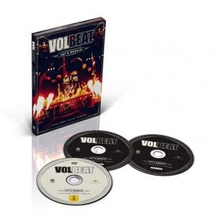 Let's Boogie! Live From Telia Parken [DVD+2CD]