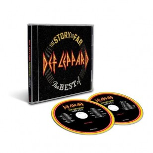 The Story So Far... The Best of Def Leppard [Deluxe Edition] [2CD]