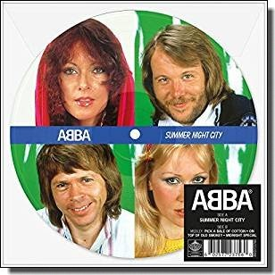 Summer Night City [Picture Disc] [7inch]