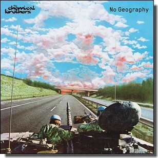 No Geography [CD]