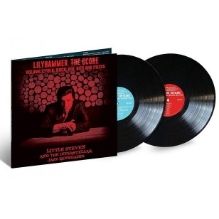 Lilyhammer The Score Volume 2: Folk, Rock, Rio, Bits And Pieces (OST) [2LP]