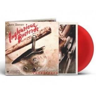 Quentin Tarantino's Inglourious Basterds [Limited Blood Red Translucent Vinyl] [LP]