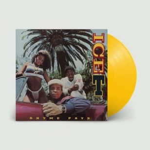 Rhyme Pays [Limited Edition Yellow Vinyl] [LP]