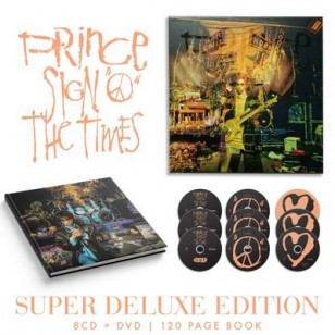 Sign O' the Times [Super Deluxe Edition] [8x CD+ DVD+ Book]