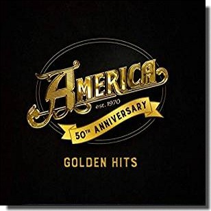 America 50: Golden Hits [CD]