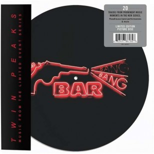 Twin Peaks (Music from the Limited Event Series) [Picture Disc] [2LP]