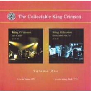 The Collectable King Crimson Volume 1 - Live 1974 [2CD]