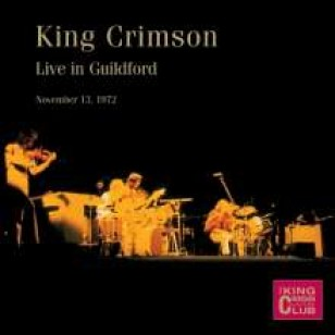 Live in Guildford 1972 [CD]