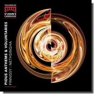 Pious Anthems & Voluntaries [2CD]