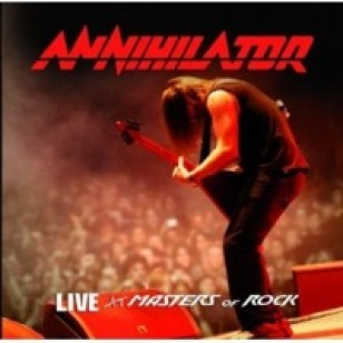 Live at Masters of Rock [CD]