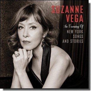 An Evening of New York Songs and Stories [CD]