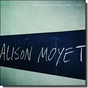 Minutes And Seconds - Live [CD]