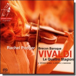 Le Quattro Stagioni (The Four Seasons) [Super Audio CD]