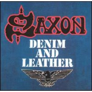 Denim and Leather [CD]
