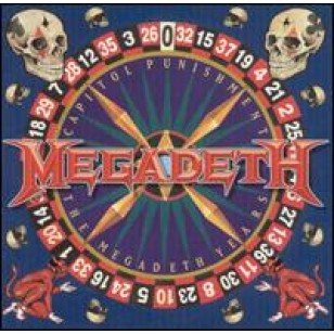 Capitol Punishment: The Megadeth Years [CD]