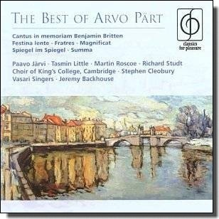 The Best of Arvo Pärt [CD]