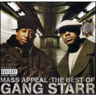 Mass Appeal: The Best of Gang Starr [CD]