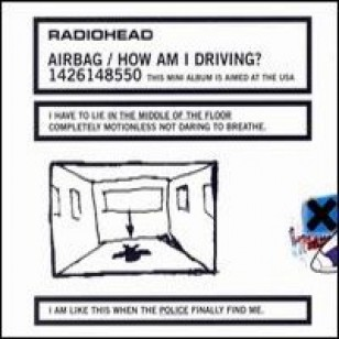 Airbag / How Am I Driving? (EP) [CD]