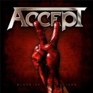 Blood of the Nations [CD]