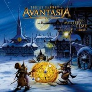 The Mystery of Time [CD]