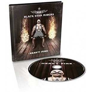 Heavy Fire [Digibook] [CD]
