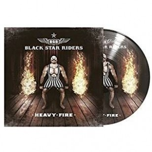 Heavy Fire [Picture Disc Vinyl] [LP]
