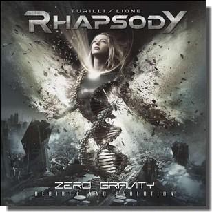 Zero Gravity (Rebirth and Evolution) [CD]
