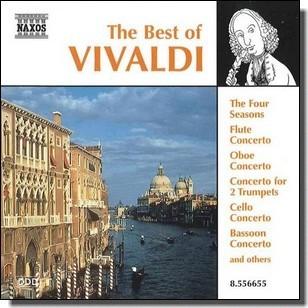 The Best of Vivaldi [CD]