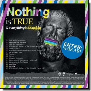 Nothing Is True & Everything Is Possible [CD]