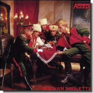 Russian Roulette [CD]