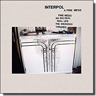 A Fine Mess EP [CD]