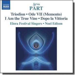 Triodion / Ode VII / I Am the True Vine [CD]