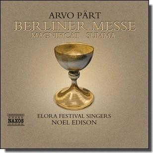 Berliner Messe, Magnificat, Summa [CD]