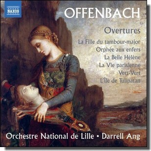 Overtures [CD]