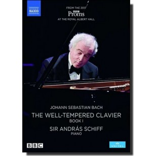 The Well-Tempered Clavier, Book I [DVD]
