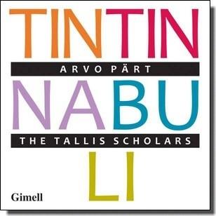 Tintinnabuli [CD]