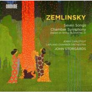 Seven Songs / Chamber Symphony [CD]