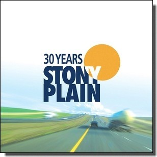 30 Years of Stony Plain [2CD+DVD]