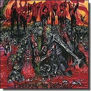 Puncturing The Grotesque EP [CD]