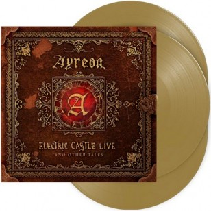 Electric Castle Live and Other Tales [Gold Vinyl] [3LP]