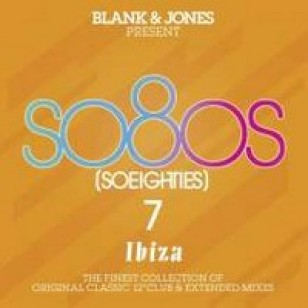 Blank & Jones presents: So80s Vol. 7 [3CD]