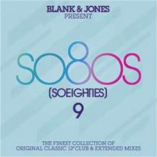 Blank & Jones presents: So80s Vol. 9 [3CD]