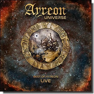 Ayreon Universe: Best of Ayreon Live [2CD]