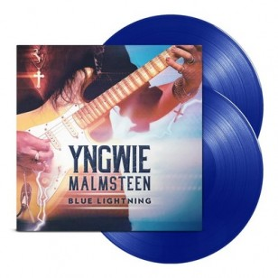 Blue Lightning [Coloured Vinyl] [2LP+DL]
